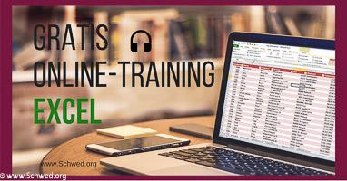 Aufzeichnung Excel Online-Training